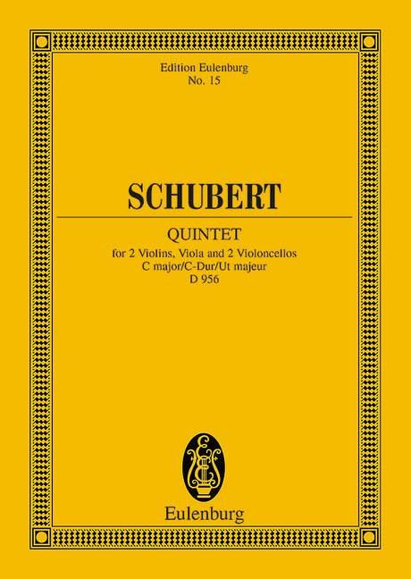 String-Quintet-C-major-op-163-D-956-Schubert-Franz-study-score-2-violins-vi